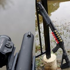 Save those thumbs Mossberg Maverick 88, Mossberg 500, Firearms, Shotguns, Battle Rifle, Springfield Armory, Guns And Ammo, Outdoor Power Equipment, Weapons