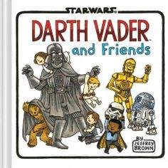 Jealousy, birthday parties, lightsaber battles, sharing, intergalactic rebellion and more all come into play as Brown's charming illustrations and humor irresistibly combine the adventures of our friends in a galaxy far, far away with everyday events closer to home.