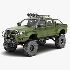 Toyota Tacoma 2012 Race Car Model available on Turbo Squid, the world's leading provider of digital models for visualization, films, television, and games. Toyota Trucks, Custom Trucks, Lifted Trucks, Cool Trucks, Pickup Trucks, Lifted Ford, Toyota Tacoma 4x4, Tacoma Truck, Toyota Hilux
