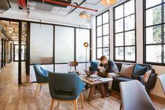 An Exclusive Look Inside WeWork in Tel Aviv - Officelovin