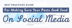 This is guide will help you maximize your impact on social media networks The goal is simple: maximize impact clicks and traffic to your blog.