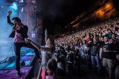 PHOTOS: Arctic Monkeys Red Rocks Amphitheatre show (review, video) - Reverb