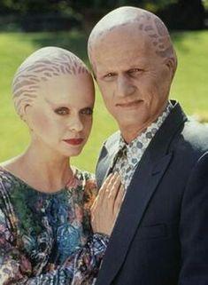 Alien Nation (alien makeup effects - as Eryn Krueger) Alien Make-up, Alien Ship, Fantasy Tv, Fantasy World, Aliens, Alien Nation, Peter Jason, Jeff Nichols