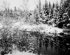 Brule River Upper Peninsula Michigan