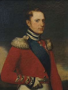 Alexander Polyakov - Portrait of Emperor Nicholas I.jpg