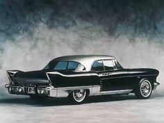 1955 Cadillac Eldorado ....