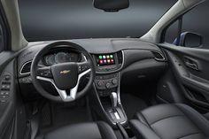 Chevrolet Tracker 2017 - interior