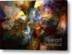 A Part Of My Soul-Canvas Art By Margie Chapman