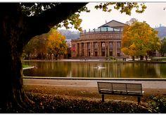 Opernhaus in Stuttgart http://sixt.info/Urlaub_in_Deutschland