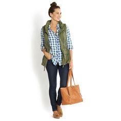 Women's Fashion 41 Pretty Stich Fix Style Inspirations # Mode wholesale sexy lingerie Stitch Fix Blog, Stitch Fix Fall, Stitch Fix Stylist, Vest Outfits, Casual Outfits, Cute Outfits, Fall Outfits, Stitch Fix Outfits, Olive Vest