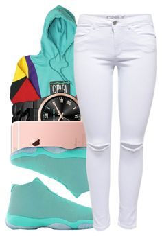 """""""//"""" by dessy0102 ❤ liked on Polyvore featuring Michael Kors and Lipsy"""