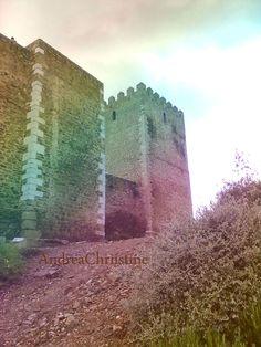 Mértola's Castle, Mértola, Portugal