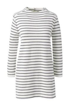 Women's+Starfish+Mockneck+Tunic+from+Lands'+End