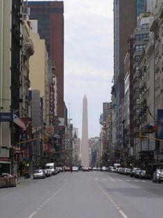 Calle Corrientes, Buenos Aires