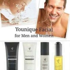 There are even products men can use to! Don't be afraid to try them out  https://www.youniqueproducts.com/getyourmakeupfix