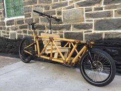 Picture of Bamboo Cargo Bike (Tiki Bike)