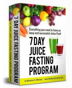 Radiance Central - 7 Day Juice Fasting Program