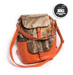 Realtree Girl Leather Bag Spring 2015  #RealtreeGirl