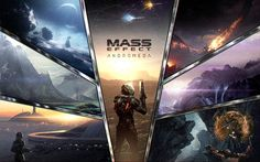 First Look Into Mass Effect: Andromeda's Multiplayer with New Trailer