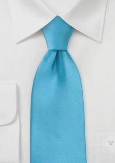 Krawatte monochrom mintfarben