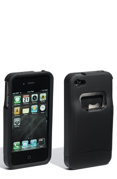 Iphone case that doubles as a bottle opener!