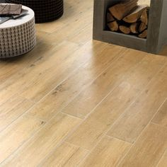 Create the warmth and beauty of wood in your home with WOMAG's wide range of porcelain wood-look tiles in a variety of shades and designs.