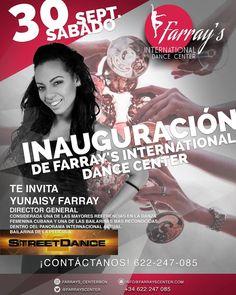 """1 Me gusta, 1 comentarios - Farray's Center (@farrays_centerbcn) en Instagram: """"Yunaisy Farray te invita a celebrar la inauguración de Farray's International Dance Center😍…"""""""