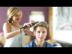 Getting A New Hairstyle Marcus Butler, British Youtubers, 22 Years Old, New Hair, Hairstyle, Music, Face, People, Hair Job