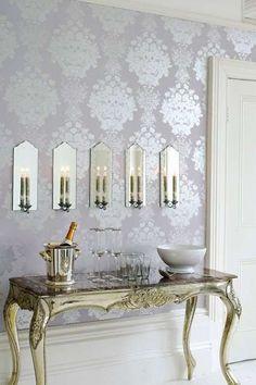 Arredare casa con gli specchi - Specchi appesi