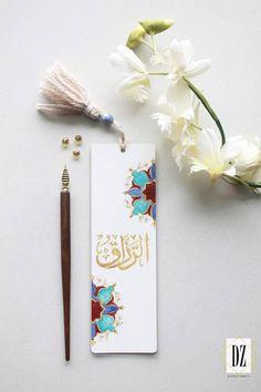 Hand Drawn Bookmarks - Islamic