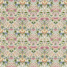 The Original Morris & Co - Arts and crafts, fabrics and wallpaper designs by William Morris & Company | Products | British/UK Fabrics and Wallpapers | Lodden (DARP222525) | Archive II Prints