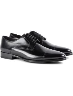Black Derby Fw142120 | Suitsupply Online Store
