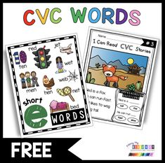 FUN KINDERGARTEN PHONICS EMAIL COURSE - freebies - tons of printables and worksheets - fun phonics activities - first sounds - middle sounds - final sounds - cvc words - word families - blends - digraphs - onset and rime - cvce words - magic e - silent e - super e - vowel teams - reading and writing in kindergarten - phonics centers #kindergartencenters #kindergartenphonics Fun Phonics Activities, Phonics Centers, Phonics Lessons, Autism Activities, Kindergarten Freebies, Kindergarten Activities, Preschool Songs, Teaching Letters, Cvc Words