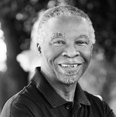 Thabo Mbeki, Former President Of The Republic Of South Africa Apartheid, Political Figures, Former President, African History, The Republic, Change The World, Black Art, Black History, South Africa