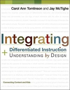 Chapter 1. UbD and DI: An Essential Partnership