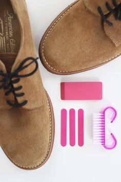 Clean Suede Shoes | Clean suede shoes, Clean suede and Cleaning
