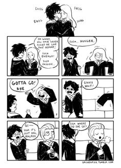 drarry comic (source: grickenfish tumblr)