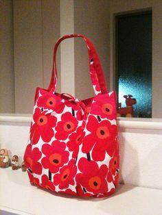 Handmade bag.
