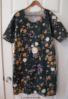 A Closet Full of Posies: Arum dress by Deer & Doe