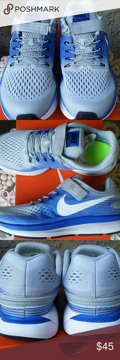 Boys Nike Zoom Pegasus Flyease 34 Sz 7Y Youth Nike Zoom Pegasus 34 Flyease GS. Sz 7Y New with box. Firm on price. Nike Shoes Sneakers