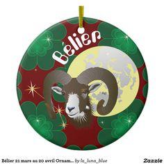 Bélier 21 mars au 20 avril Ornament