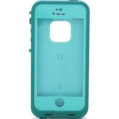 LifeProof - frē Case for Apple® iPhone® SE, 5s and 5 - Teal