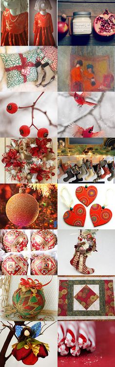 Christmas by Linda Voth on Etsy--Pinned with TreasuryPin.com