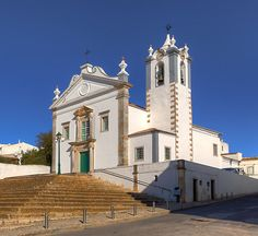 """Igreja Matriz de Estoi"" by manateevoyager | Redbubble"