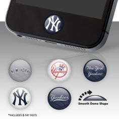 New York Yankees Fat Dots....I want!!