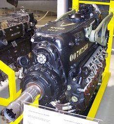 Daimler-Benz DB 605 (The Power Of BF109)