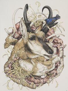 "Lauren Marx's""American Wilderness"" at Roq La... - SUPERSONIC ART"
