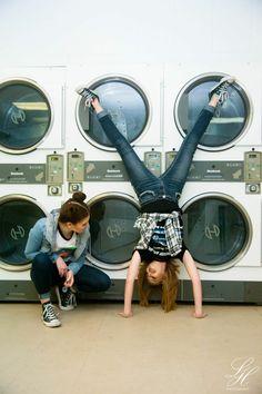 Lauren Haley Photography Laundromat Photo Shoot Laundry Shoot, Cat Ears, In Ear Headphones, Photo Shoot, Photography, Photoshoot, Photograph, Over Ear Headphones, Fotografie