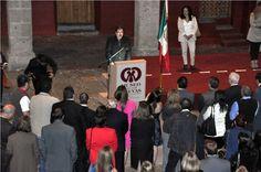 Inauguración de mi exposición Esculturas Peligrosas en el Museo José Luis Cuevas, México