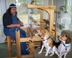 Razboi de tesut din lemn Dogs, Animals, Furniture, Animaux, Doggies, Animales, Home Furnishings, Animal, Pet Dogs